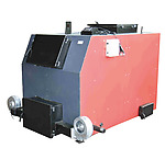 Твердотопливный котел длительного горения ЕКО Н-150
